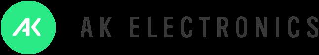 AK Electronics LLC Logo
